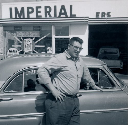 Ray Spackman 1960